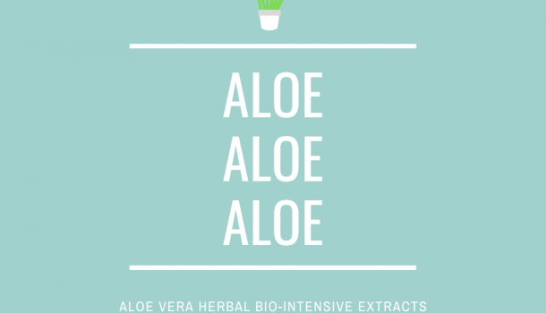 Aloe Vera Bio-Intensive Extracts!